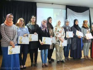 Read more about the article Assmɣr n tmaratin d tmdyazin – تكريم الكاتبات  والمبدعات بالأمازيغية