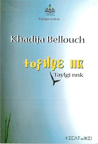 Couverture d'ouvrage: Taylgi nnk