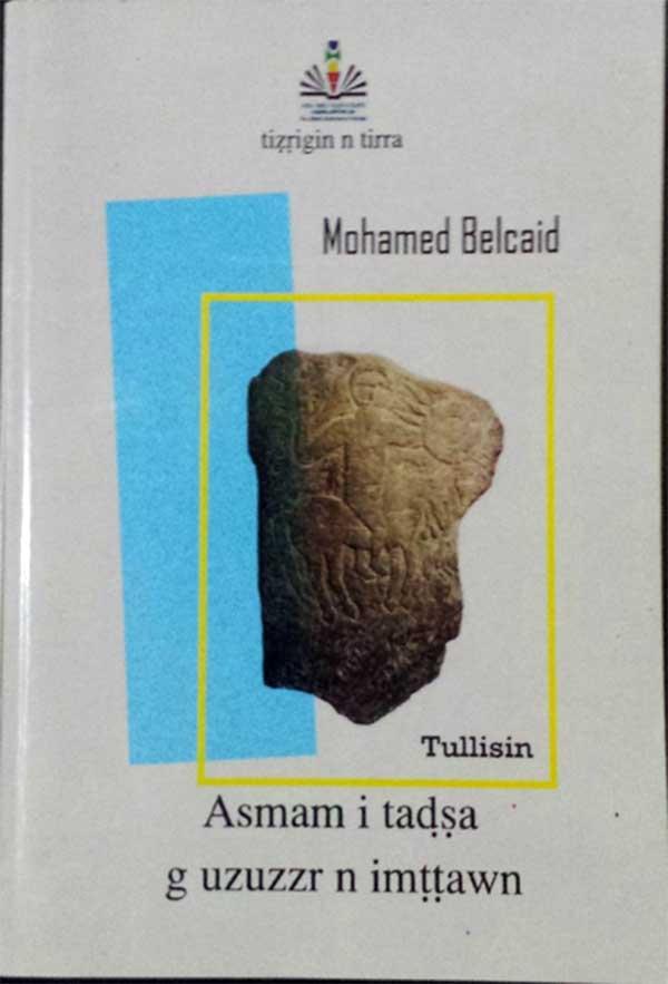 Couverture d'ouvrage: Asmam i taDsa