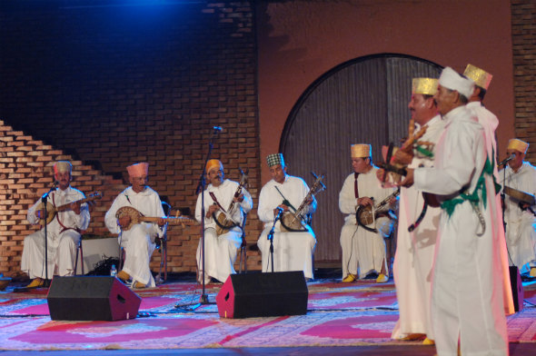 صورة المرأة في أغنية الروايس  الأمازيغية