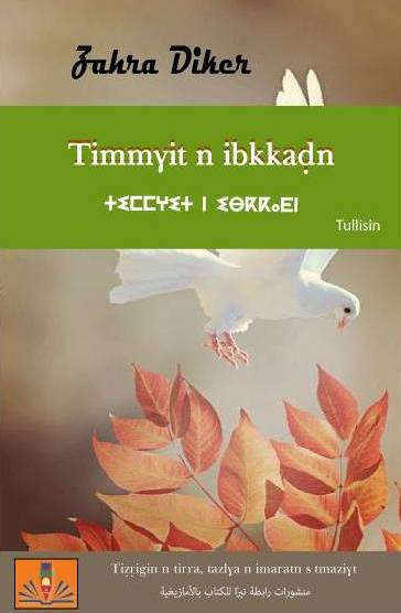 Couverture d'ouvrage: Timmɣit n ibkkaDn